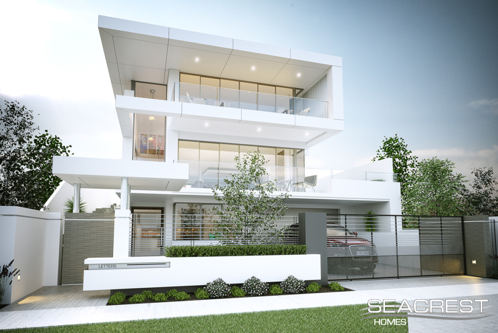 Fascinating Sloping Block Homes Designs Wa Images - Simple Design ...