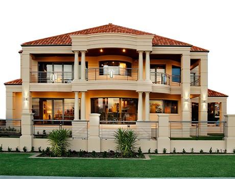 Sorrento Custom Home by Seacrest